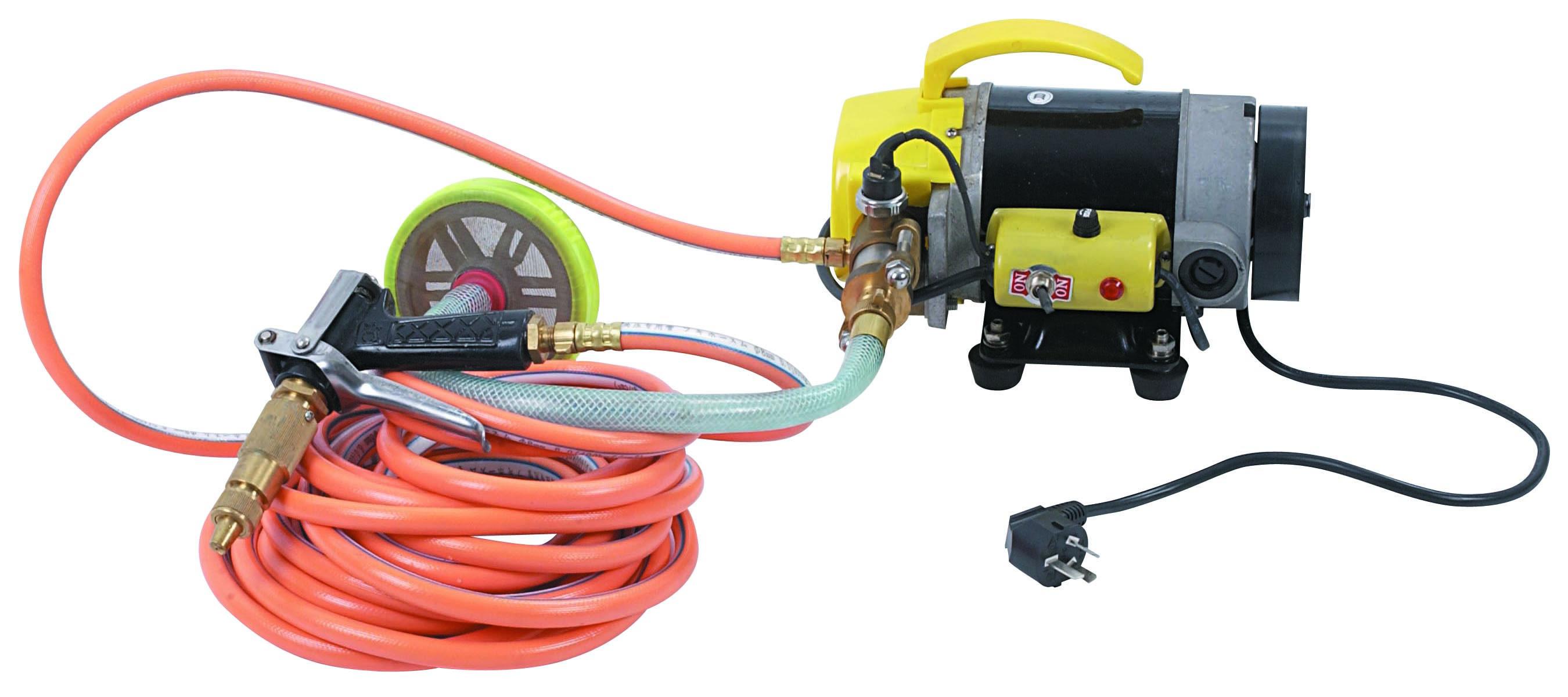 高压节水清洗高压泵
